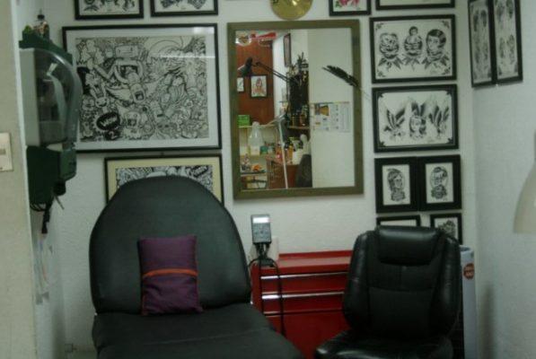 Corazón de Oro, estudio de tatuajes - foto 7
