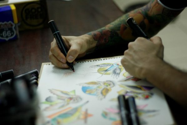 Corazón de Oro, estudio de tatuajes - foto 5