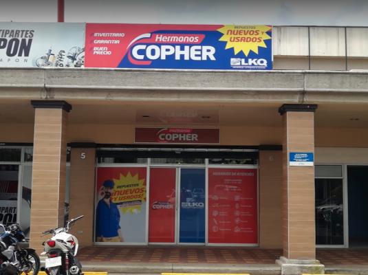 Hermanos Copher Plaza Villa Nueva - foto 1