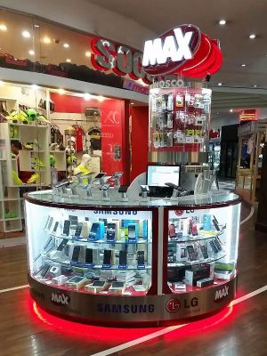 MAX Kiosco Mega 6 - foto 1