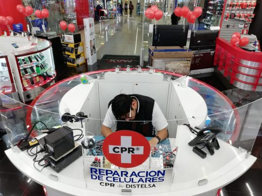 Centro de Reparación de Celulares - Pradera Concepción - foto 4