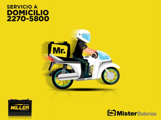 Mister Baterías - foto 1