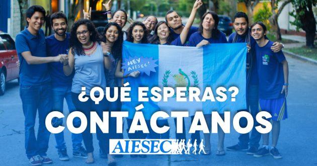 AIESEC en Guatemala - foto 2