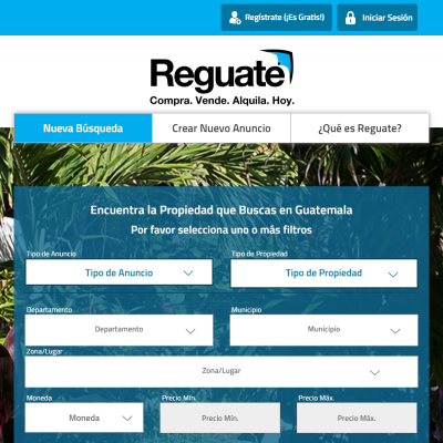 Reguate - www.reguate.com - El Portal Inmobiliario de Guatemala - foto 2
