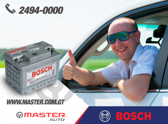 Master Auto BOSCH Zona 4 - foto 1