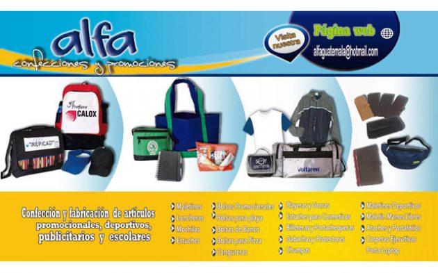 Alfa Confecciones - foto 1