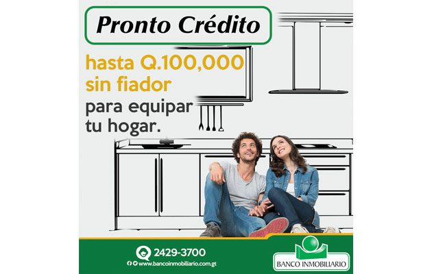 Banco Inmobiliario Agencia Avenida Petapa - foto 1