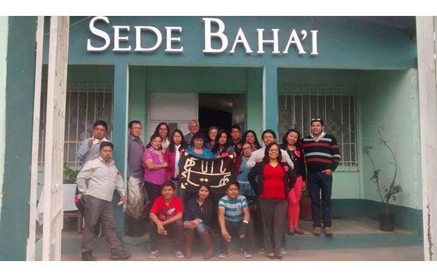 Baha'ís de Guatemala zona 15 - foto 2