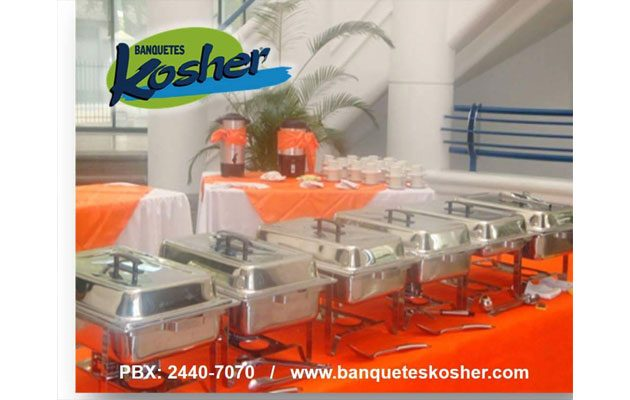 Banquetes Kosher - foto 1