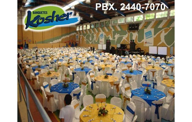 Banquetes Kosher - foto 3