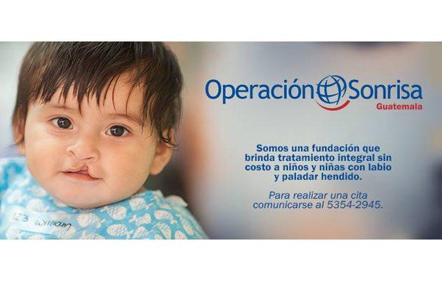 Clínicas Operación Sonrisa Guatemala - foto 1