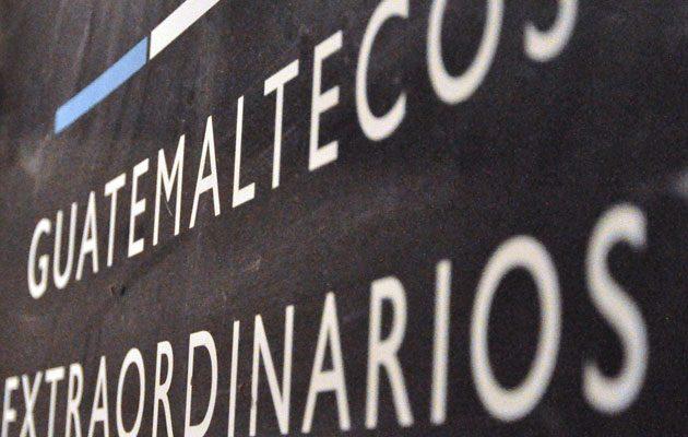 Guatemaltecos Extraordinarios - foto 1