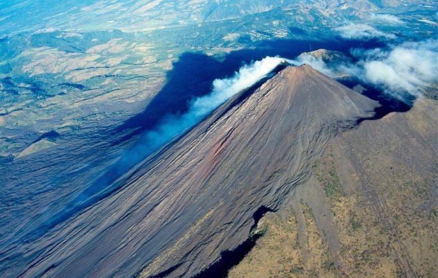 """Parque Nacional """"Volcán de Pacaya y Laguna de Calderas"""" - foto 4"""