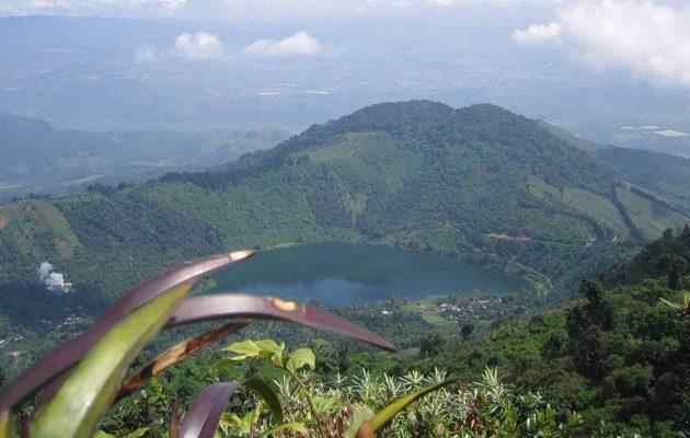 """Parque Nacional """"Volcán de Pacaya y Laguna de Calderas"""" - foto 2"""