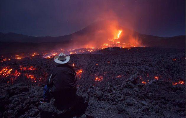 """Parque Nacional """"Volcán de Pacaya y Laguna de Calderas"""" - foto 1"""