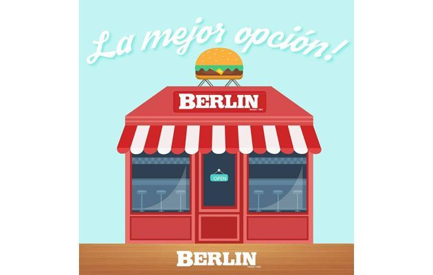 Hamburguesas Berlin Mixco - foto 2