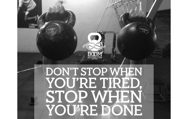 Boom Gym - foto 2