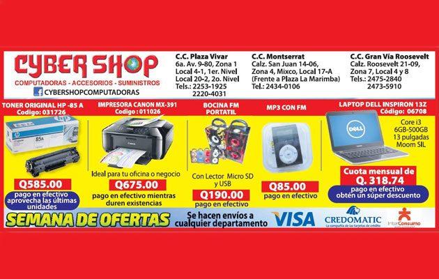 Cyber Shop - foto 1