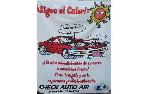 Check Auto Air - foto 1