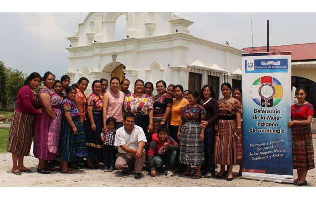 Defensoría de La Mujer Indígena - foto 2