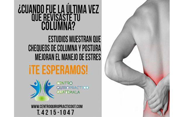 Centro Quiropráctico Paseo Cayalá - foto 1