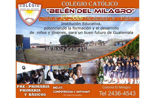 Colegio Belén del Milagro - foto 4