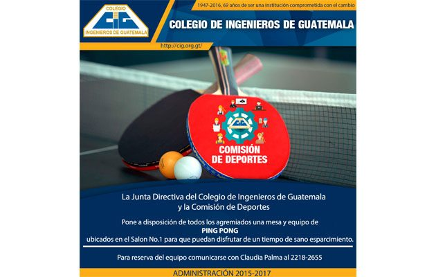 Colegio de Ingenieros de Guatemala - foto 2