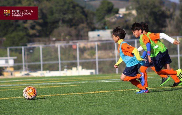 FCB Escola Guatemala - foto 3