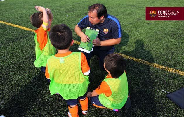 FCB Escola Guatemala - foto 1