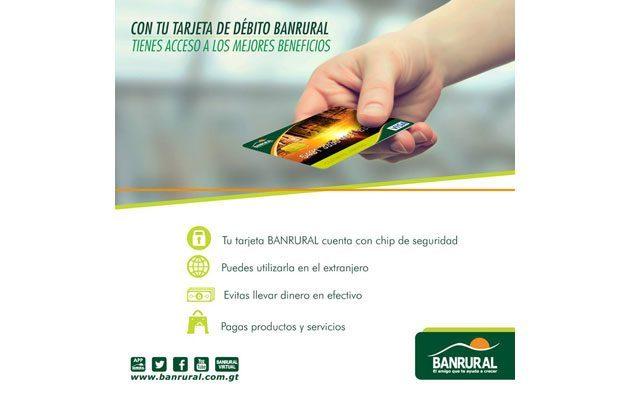 Banrural Bloqueo de Tarjetas de Débito y Cuentas - foto 1