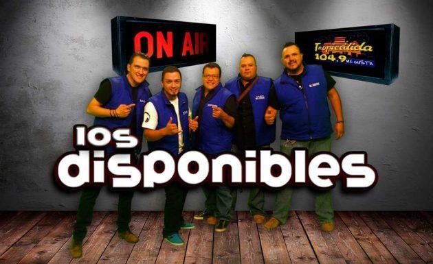 Los Disponibles (Tropicálida 104.9 FM) - foto 1