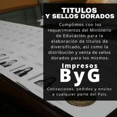 Impresos B y G - foto 4