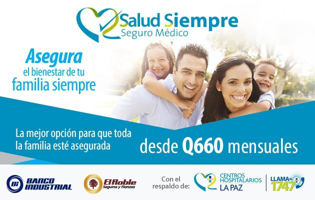 Centro Hospitalario La Paz Zona 1 - foto 1