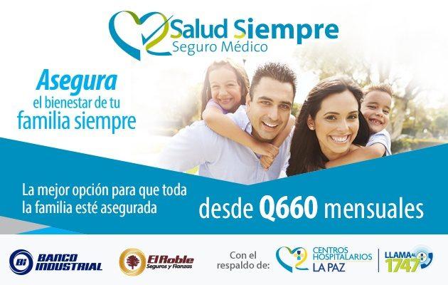 Centro Hospitalario La Paz Zona 10 - foto 1