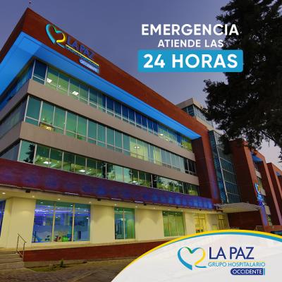 La Paz, Grupo Hospitalario - Occidente - foto 1