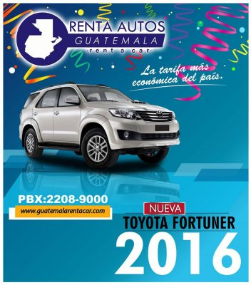 Renta Autos Guatemala Antigua - foto 5