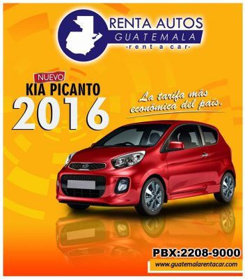 Renta Autos Guatemala Antigua - foto 4