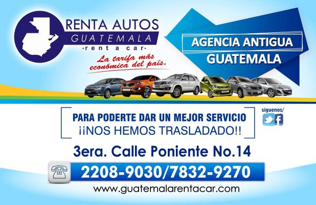 Renta Autos Guatemala Antigua - foto 3