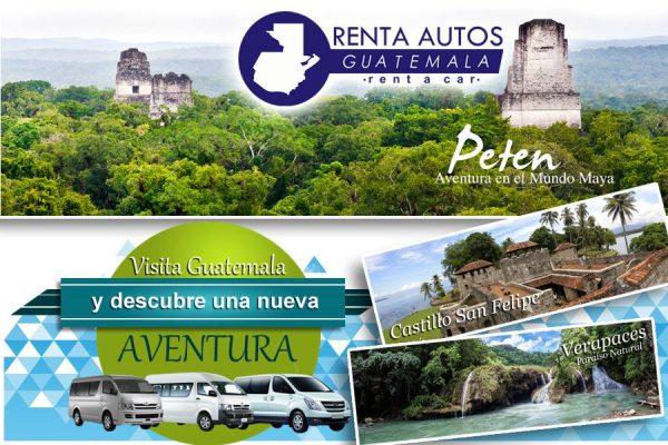 Renta Autos Guatemala Antigua - foto 2