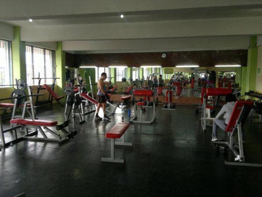Scandinavia Gym Aguilar Batres - foto 6