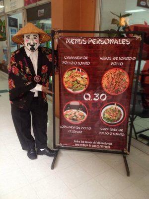 Restaurante Fu Lu Sho - foto 2