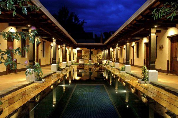 Porta Hotel Antigua - foto 2