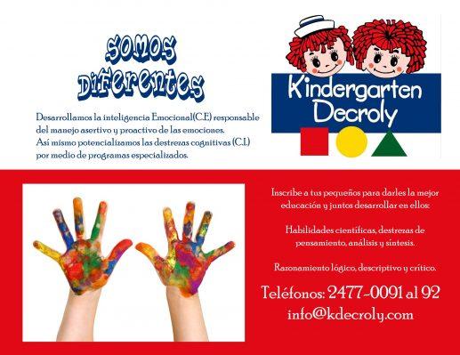 Kindergarten Decroly - foto 4
