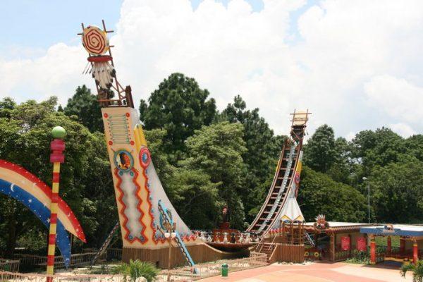 Parque de Diversiones Irtra Petapa - foto 6