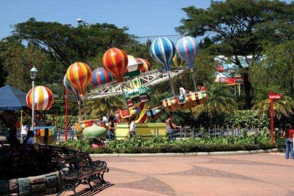 Parque de Diversiones Irtra Petapa - foto 3