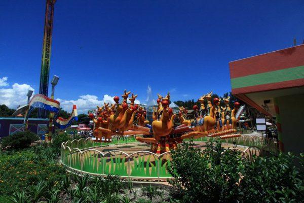 Parque de Diversiones Irtra Petapa - foto 2