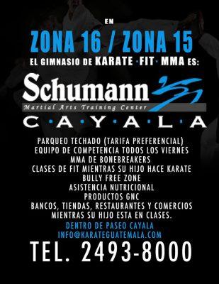 Schumann's Cayalá - foto 2