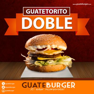 Guateburger Paseo La Sexta - foto 3