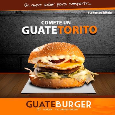 Guateburger Paseo La Sexta - foto 1