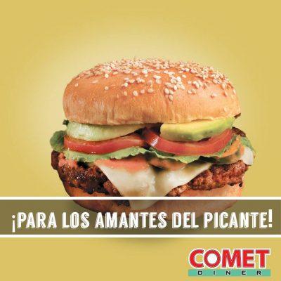 Comet Diner Miraflores - foto 6